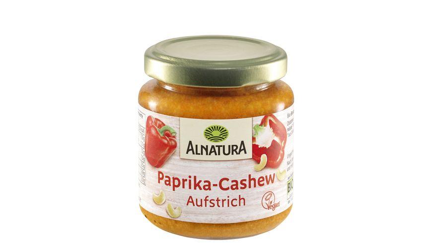 Alnatura Brotaufstrich Paprika Cashew