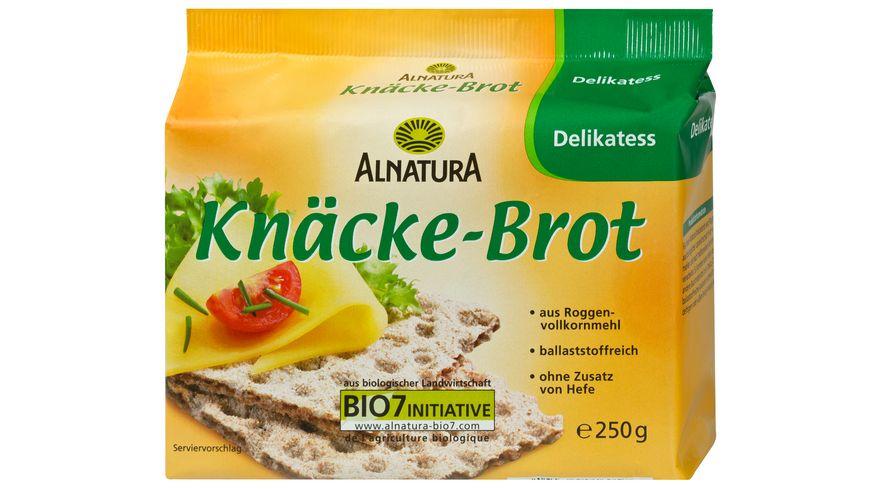 Alnatura Knaeckebrot Delikatess