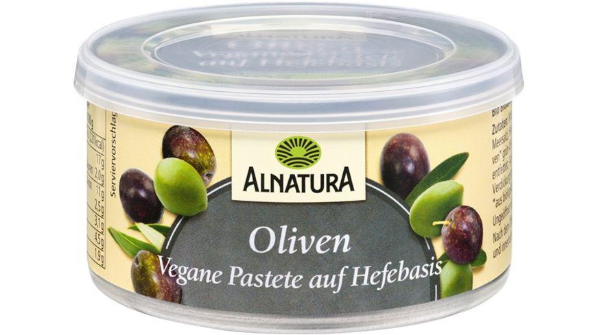 Alnatura Brotaufstrich Olive Pastete