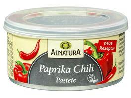 Alnatura Brotaufstrich Paprika Chili Pastete