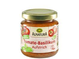 Alnatura Brotaufstrich Tomate Basilikum