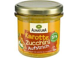 Alnatura Gartengemuese Karotte Zucchini