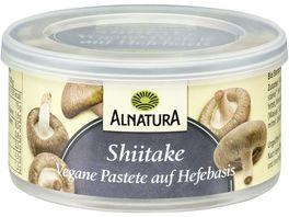 Alnatura Brotaufstrich Shiitake Pastete