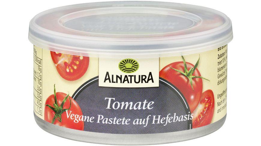 Alnatura Brotaufstrich Tomate Pastete