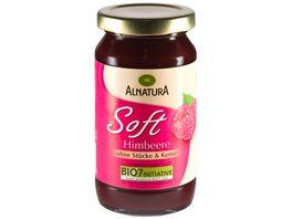 Alnatura Fruchtaufstrich Soft Himbeere