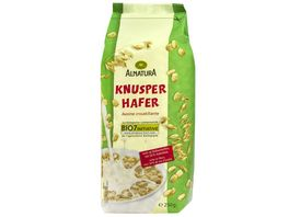 Alnatura Knusper Hafer