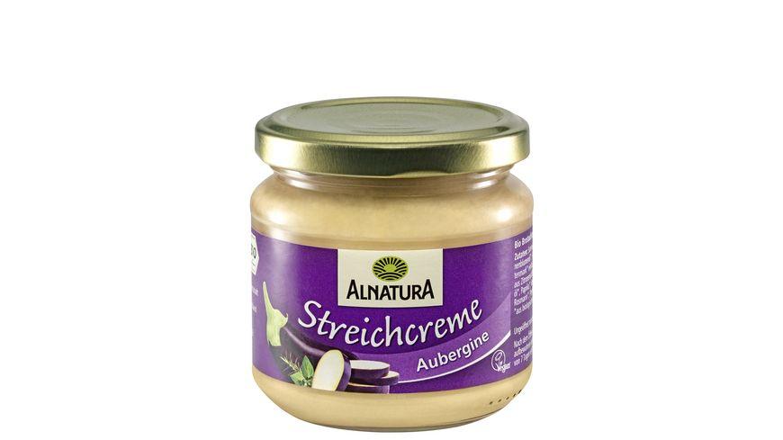 Alnatura Brotaufstrich Aubergine