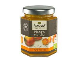 Alnatura Fruchtaufstrich Mango Marille