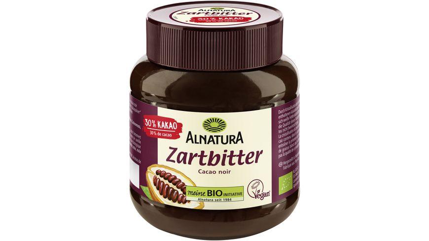 Alnatura Zartbitter Creme