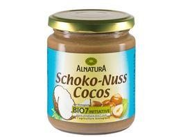 Alnatura Schoko Nuss Creme Cocos