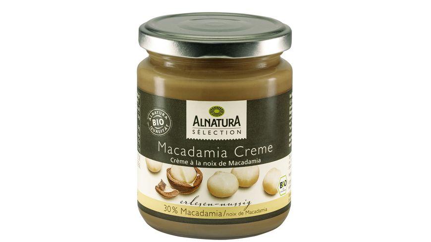 Alnatura Macadamia Creme