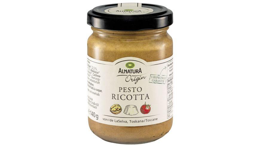 Alnatura Pesto Ricotta