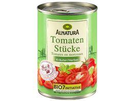 Alnatura Tomatenstuecke Kraeuter
