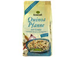 Alnatura Quinoa Pfanne