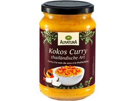 Alnatura Thai Kokos Curry