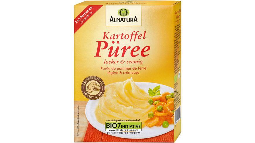 Alnatura Kartoffel Pueree