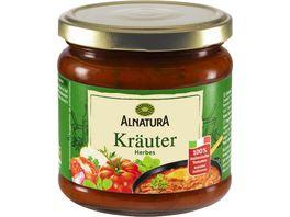 Alnatura Tomatensauce Kraeuter
