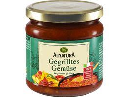 Alnatura Tomatensauce Gegrilltes Gemuese