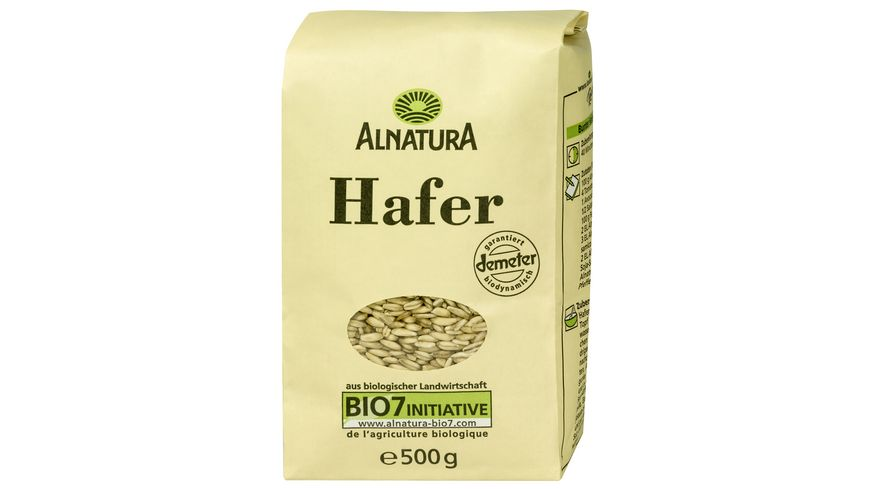 Alnatura Hafer