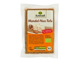 Alnatura Mandel Nuss Tofu