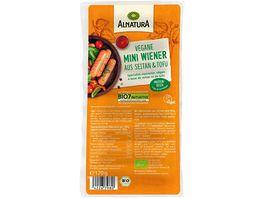 Alnatura Mini Wiener vegan haltbar