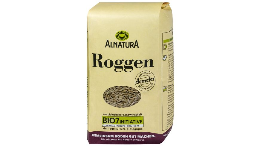 Alnatura Roggen