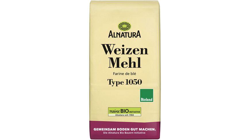 Alnatura Weizenmehl Type 1050 1.000G