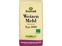 Alnatura Weizenmehl Type 1050 1 000G