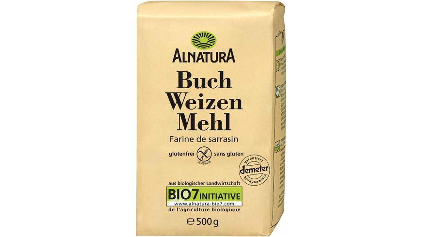Alnatura Buchweizenmehl