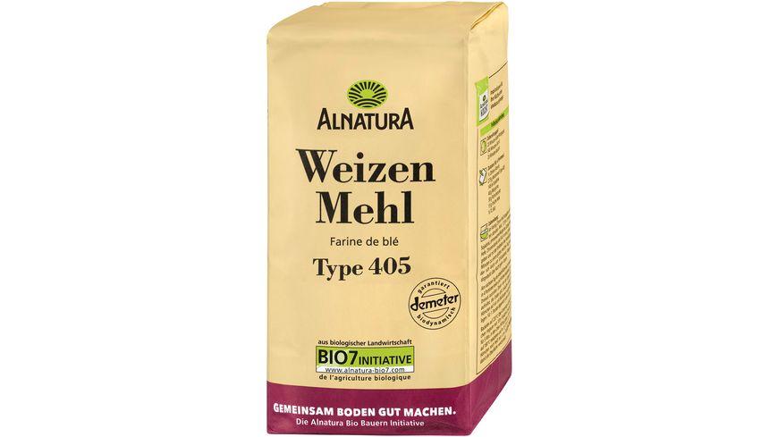 Alnatura Weizenmehl Type 405