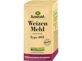 Alnatura Weizenmehl Type 405 1 000G