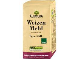 Alnatura Weizenmehl Type 550 1 000G