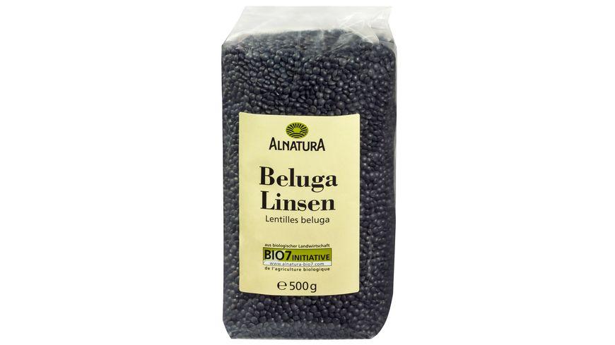 Alnatura Beluga Linsen