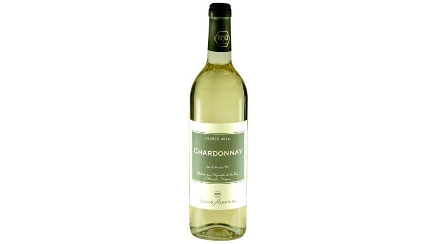 Alnatura Weisswein Chardonnay