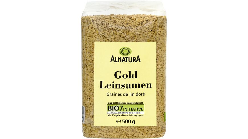 Alnatura Goldleinsamen