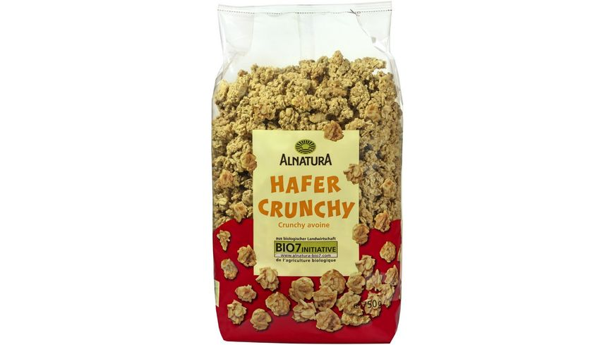 Alnatura Hafer Crunchy