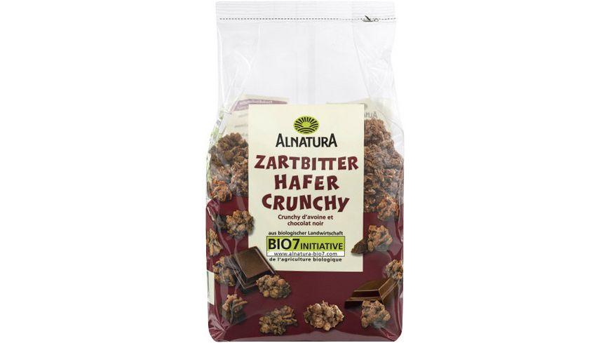 Alnatura Bio Hafer Knusper Muesli mit Schokolade 375g