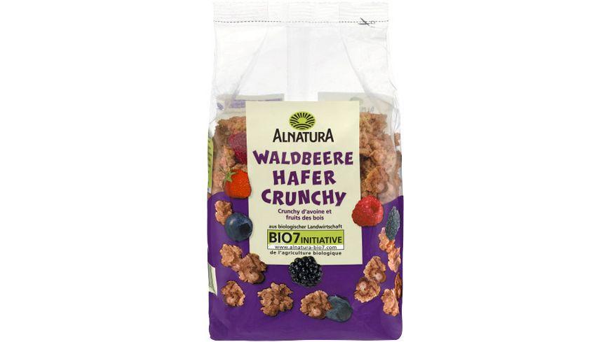Alnatura Hafer Crunchy Waldbeere