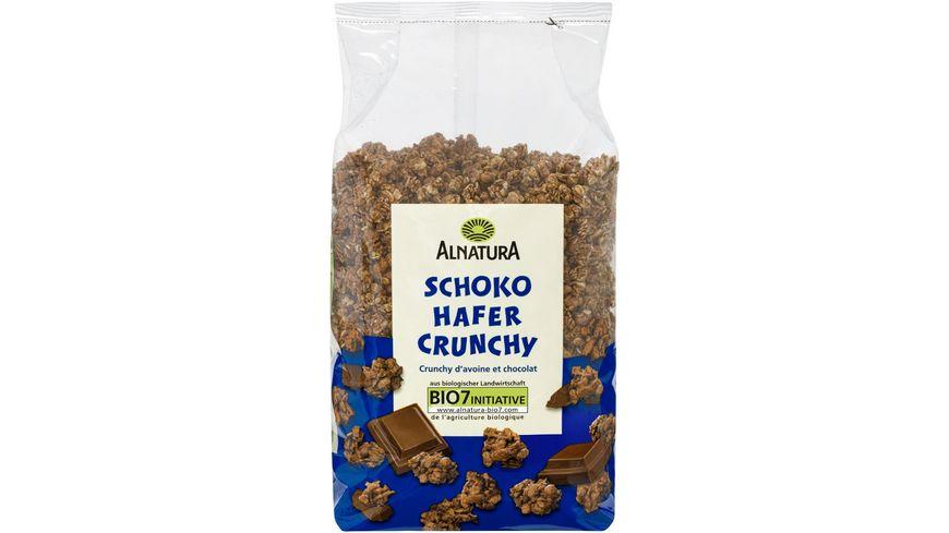 Alnatura Hafer Crunchy Schoko 750g