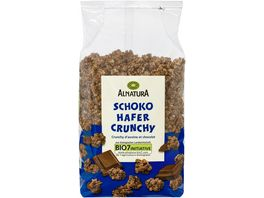 Alnatura Hafer Crunchy Schoko