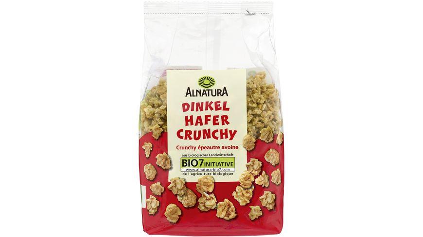 Alnatura Dinkel Hafer Crunchy