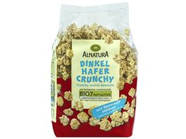 Alnatura Dinkel Hafer Crunchy 375G