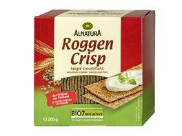 Alnatura Roggen Crisp Knaeckebrot