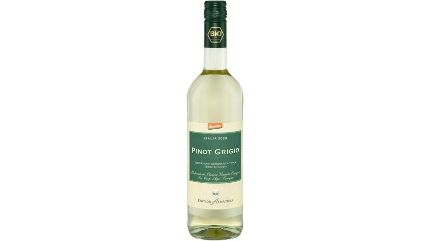 Alnatura Weisswein Pinot Grigio