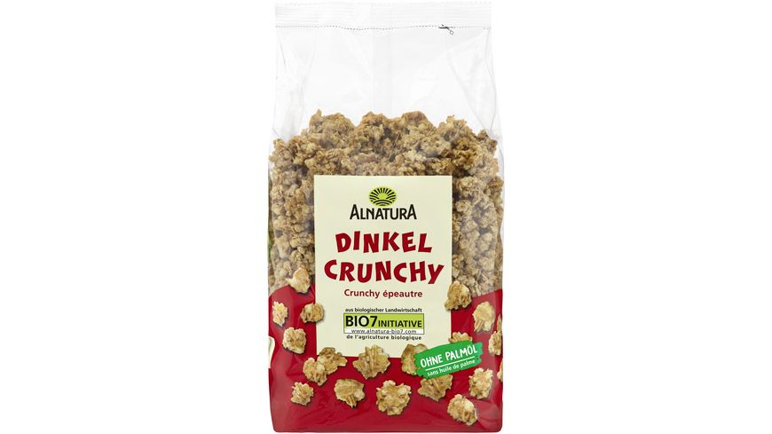 Alnatura Dinkel Crunchy