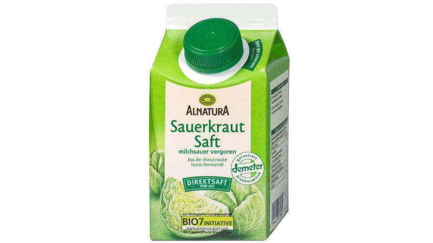 Alnatura Sauerkrautsaft 0,5L