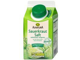 Alnatura Sauerkrautsaft 0 5L
