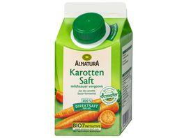 Alnatura Karottensaft milchsauer vergoren 0 5L