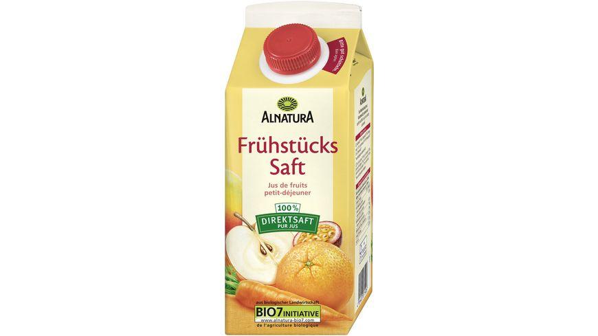 Alnatura Frühstückssaft 0,75L
