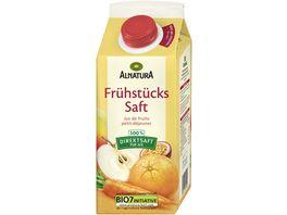 Alnatura Fruehstueckssaft 0 75L
